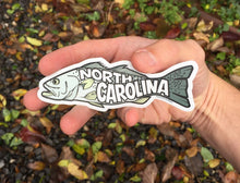 Load image into Gallery viewer, NC Fish Sticker