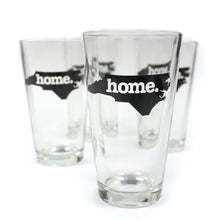 Load image into Gallery viewer, Home NC Pint Glass