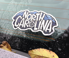 Load image into Gallery viewer, NC Mountain Sticker