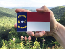 Load image into Gallery viewer, NC Flag Sticker