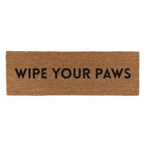 Wipe Your Paws - Doormat