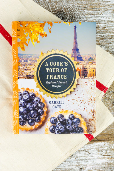 A Cook's Tour of France : Regional French Recipes