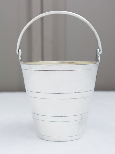 Vintage Silverplate Anchor Line Ice Bucket