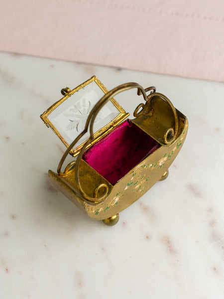 Belle Époque Jewelry Box