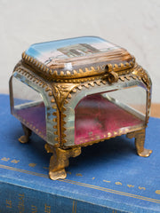 Antique Arc De Triomphe Jewelry Box