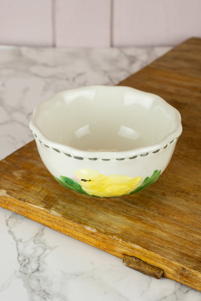 Chick Ceramic Bowl