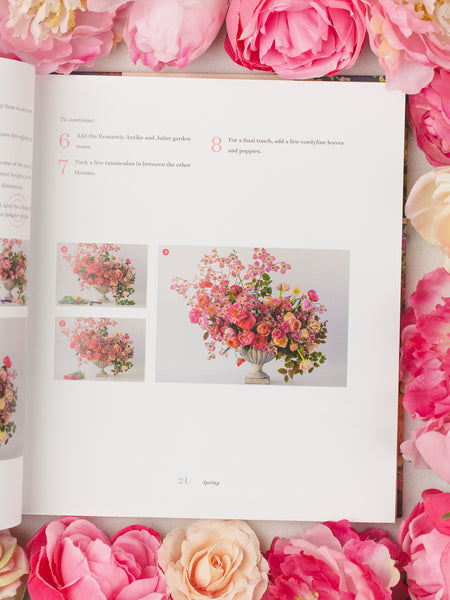 Color Me Floral Book
