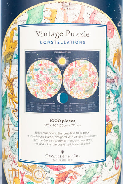 1000-Piece Constellation Jigsaw Puzzle