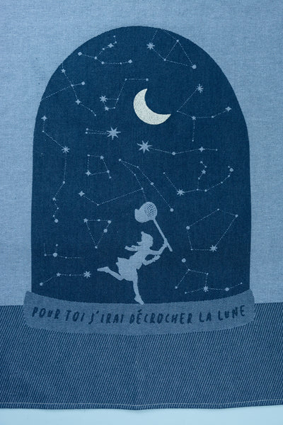 Moutet Constellation Tea Towel