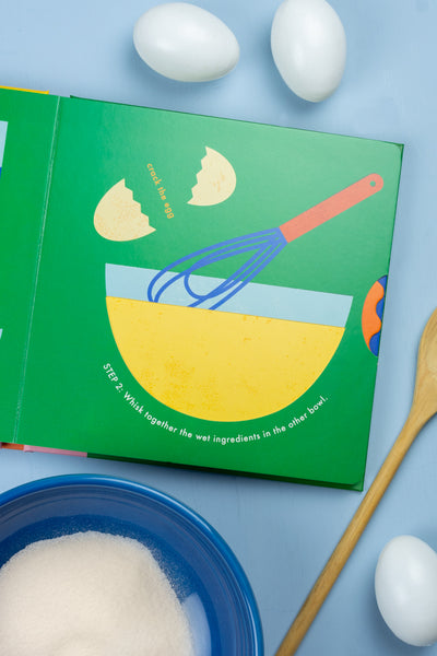 Cook in a Book: Pancakes!