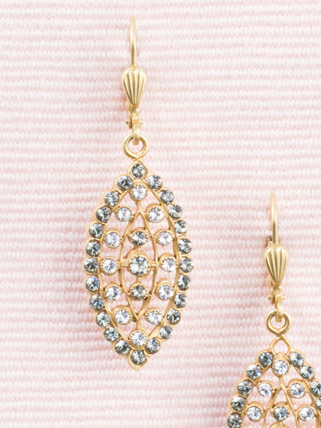 Crystal Lille Earrings