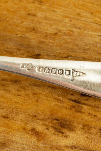 Vintage Silverplate Butter Knife
