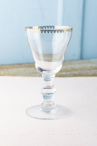 Art Deco Cocktail Glass - Set of 2