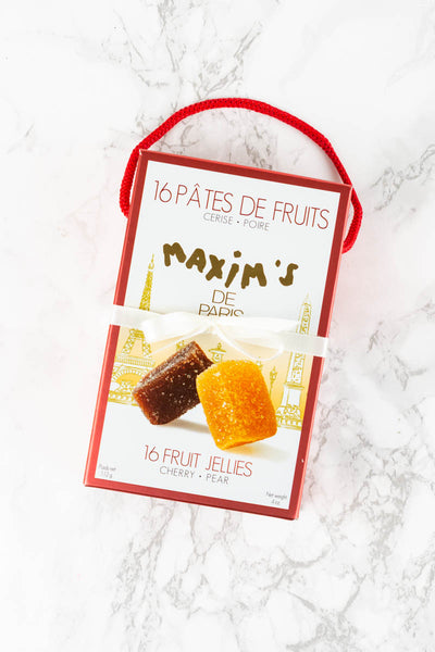 Maxim's de Paris Pâtes de Fruits Gift Bag