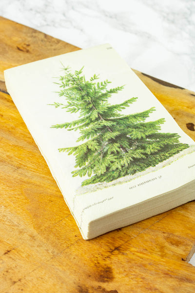Douglas Fir Paper Dinner Napkins - Pack of 20