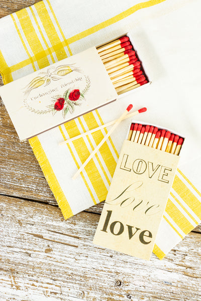 Love Matches - Set of 2