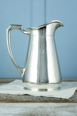 Vintage Silverplate P&O Oceanliner Water Pitcher