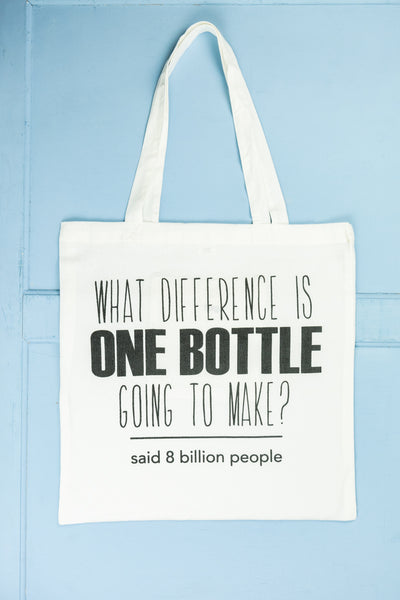 """One Bottle"" Tote"