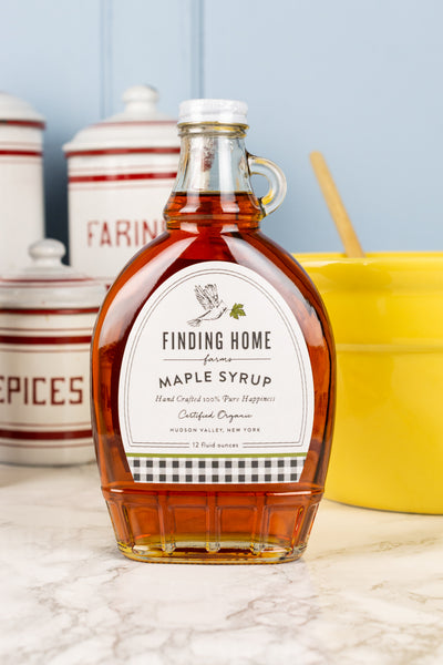 Finding Home Farms Organic Maple Syrup