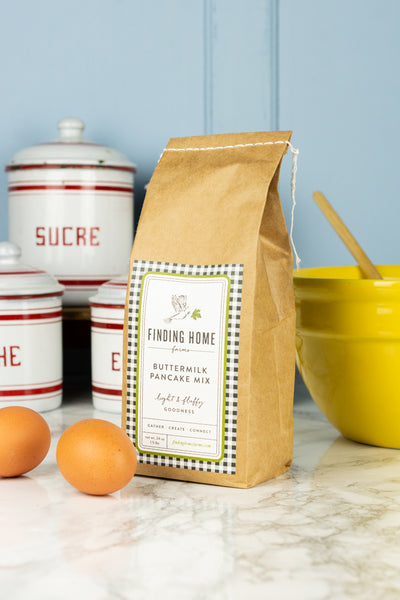 Finding Home Farms Pancake Mix