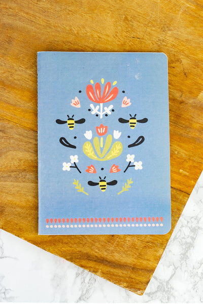 Honeybee Notebooks - Set of 2