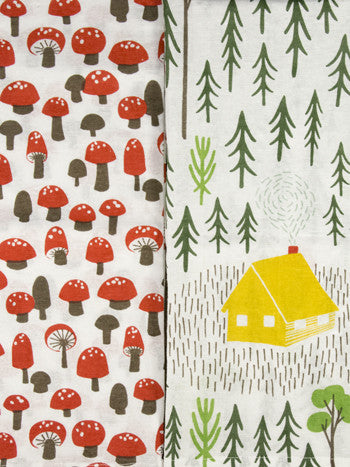 Forest Retreat Towel Set