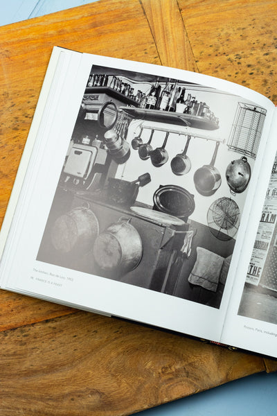 France is a Feast Book: The Photographic Journey of Paul and Julia Child
