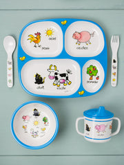 French Farm Mealtime Set