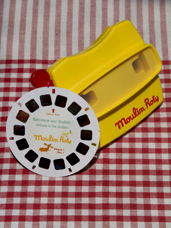 French 3-D View Master