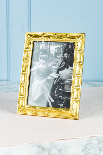 "Gold Bee Frame - 4"" x 6"""