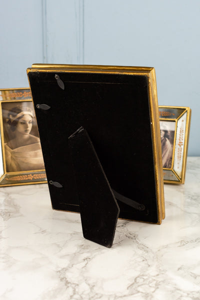 Gold Mirror Frame - Large