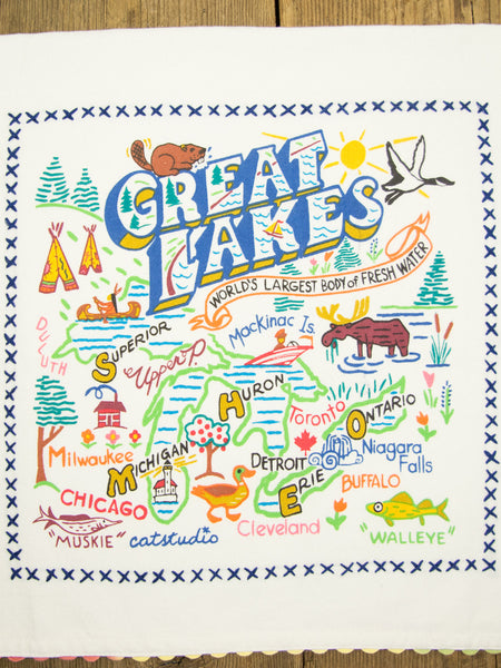 Great Lakes Towel