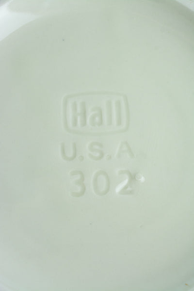 Hall China Utensil Crock
