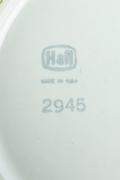Hall China White Serving Bowl