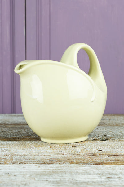 Hall China Loop Handle Jug