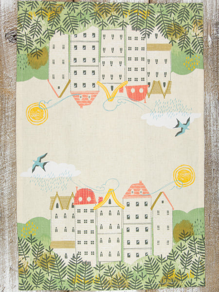 Hill & Dale Tea Towel Set