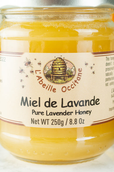French Lavender Honey - Miel de Lavande