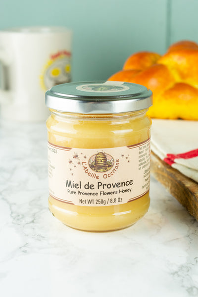 French Provence Flowers Honey - Miel de Provence