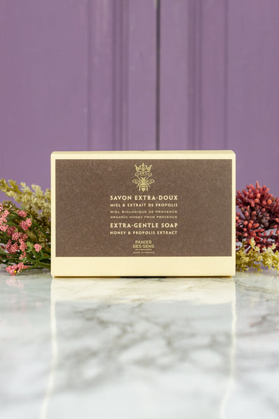 Panier des Sens Regenerating Honey Bar Soap
