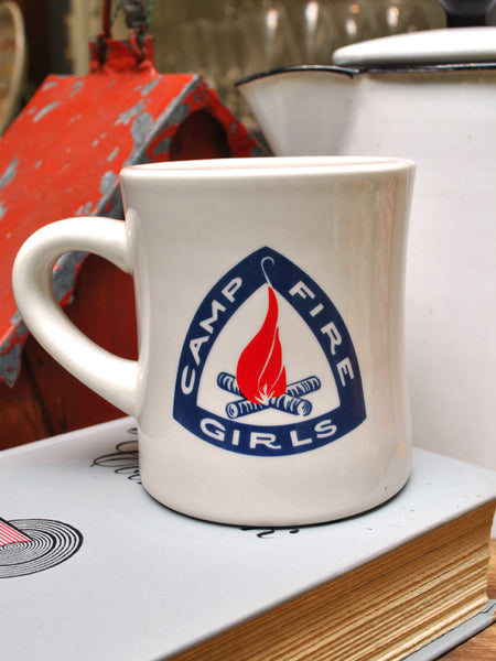 Camp Fire Girls Mug