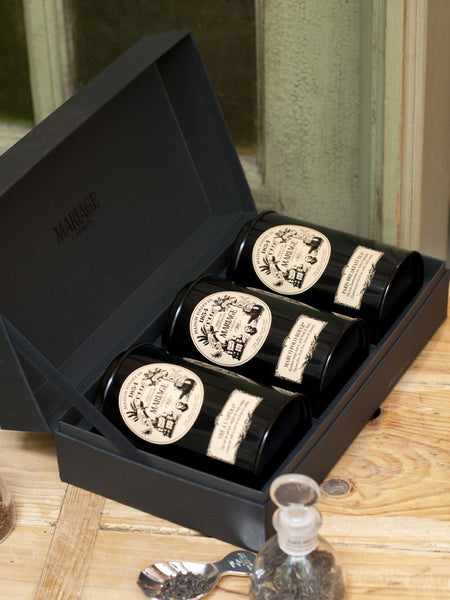 Mariage Frères French Teatime Coffret