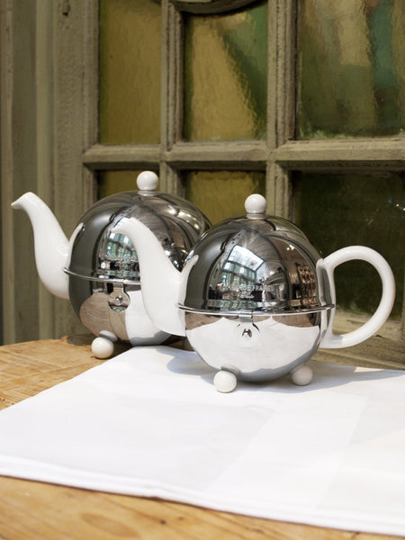 Mariage Frères Art Deco Small Insulated Teapot