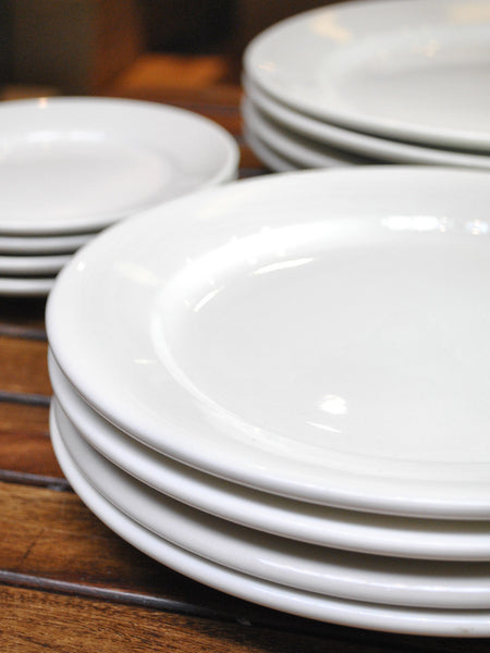 Basic Restaurant China Salad Plate
