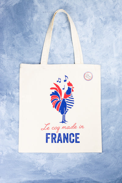 Le Coq Made in France Tote
