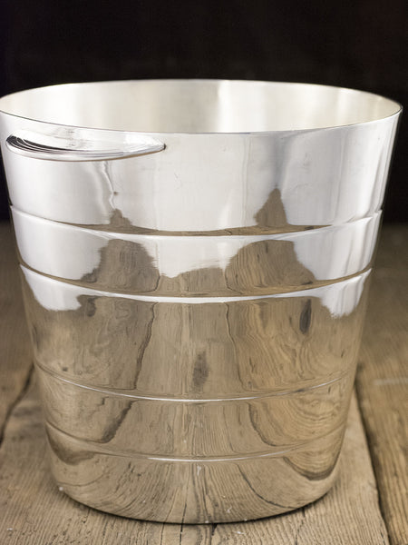 Vintage Silverplate Air Canada Champagne Bucket