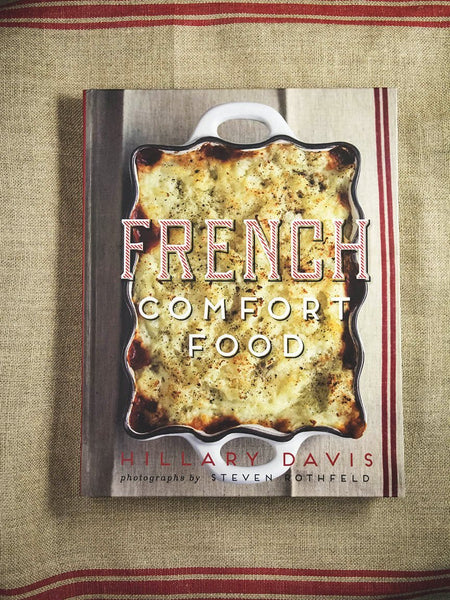 French Comfort Food Cookbook