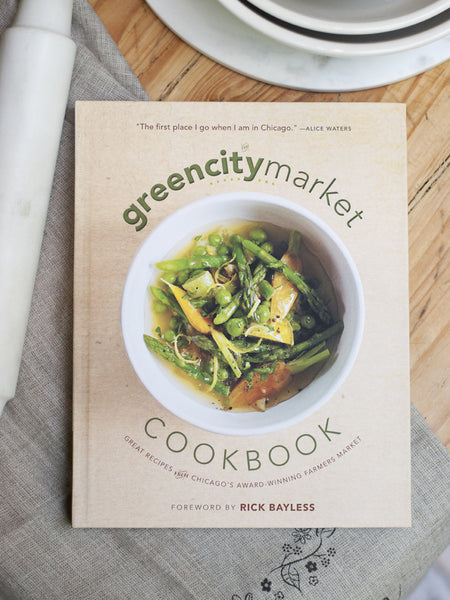 The Chicago Green City Market Cookbook