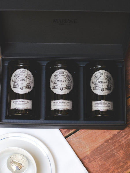 Mariage Frères World Breakfast Teatime Coffret