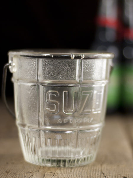 Vintage Suze Ice Bucket