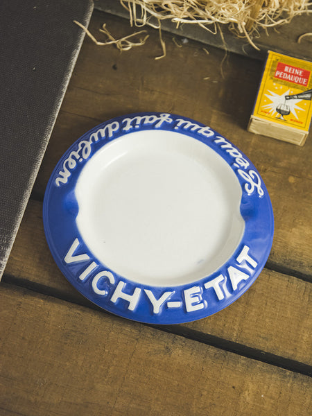 Vintage Vichy-Etat Ashtray